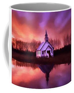 Light In The Dark - Hope Valley Art Coffee Mug