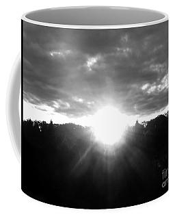 Coffee Mug featuring the photograph Light Of Hope by Rockin Docks