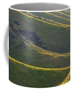 Light On Crafton Hills Coffee Mug