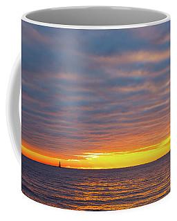 Light On The Horizon Coffee Mug