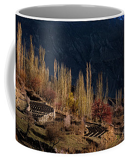 Light Slide Coffee Mug