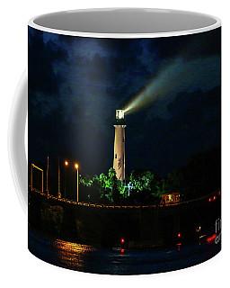 Lighthouse Lightbeam Coffee Mug