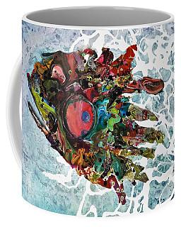 Like A Fish Out Of Water Coffee Mug