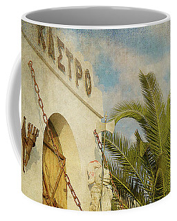 Coffee Mug featuring the photograph Like In Medieval Times by Milena Ilieva