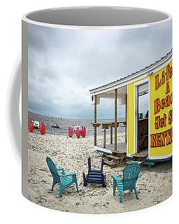 Like's A Beach Coffee Mug