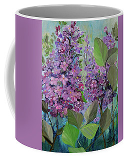 Lilac Love Coffee Mug