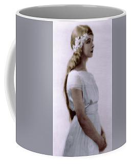Lillian Gish Colorized Coffee Mug