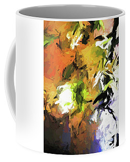 Lily For The Horses Coffee Mug