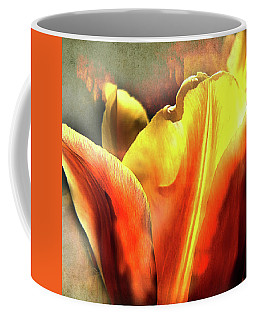 Tulip Leaf Coffee Mug
