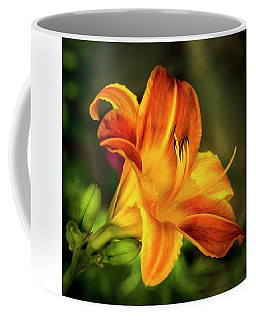 Lily Of The Day Coffee Mug