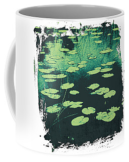 Lily Pad Coffee Mug
