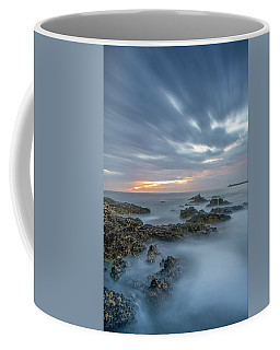 Coffee Mug featuring the photograph Lines - Matosinhos 2 by Bruno Rosa