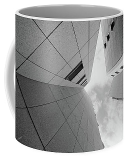 Coffee Mug featuring the photograph Lines - Matosinhos by Bruno Rosa