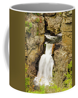Linville Falls - Closeup Coffee Mug