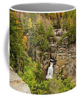Linville Falls - Wide View Coffee Mug