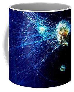 Lion-head Jellyfish  Coffee Mug