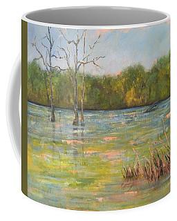 Lion's Den Marsh 3 Coffee Mug
