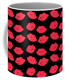 Lips Coffee Mug