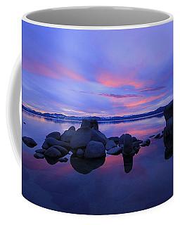 Coffee Mug featuring the photograph Liquid Serenity  by Sean Sarsfield