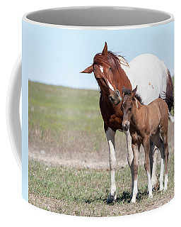 Coffee Mug featuring the photograph Listen To Your Mom by Mary Hone