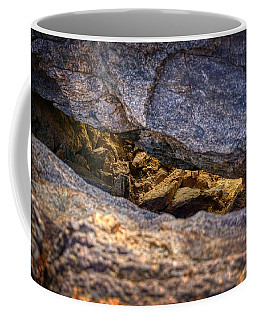 Lit Rock Coffee Mug