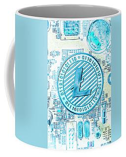 Litecoin Design Coffee Mug
