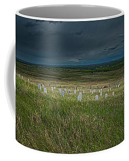Little Bighorn National Monument Coffee Mug