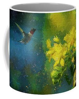 Little Hummer Coffee Mug