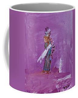 Little Indian Angel Coffee Mug