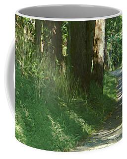 Little Lehigh Parkway Path Coffee Mug