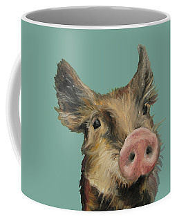 Little Piglet Coffee Mug