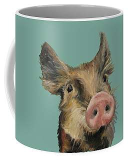 Little Piglet Coffee Mug
