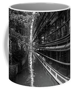 Little River, Big Building Coffee Mug