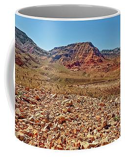 Little Rocks To Big Rocks Coffee Mug