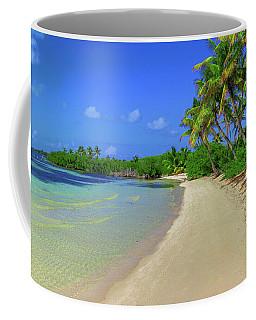 Living On An Island Coffee Mug