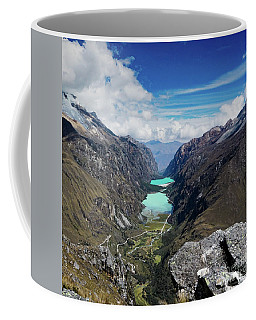 Llanganuco Valley Coffee Mug