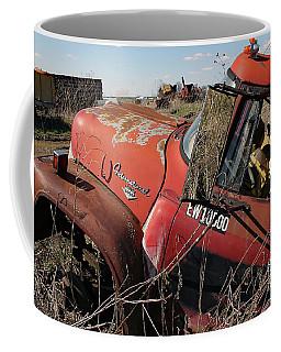 Coffee Mug featuring the photograph Loadstar No More by PJ Boylan