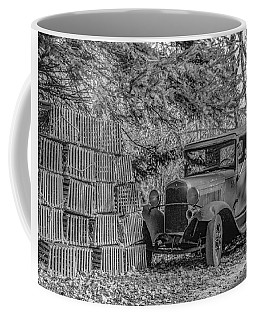 Lobster Pots And Truck Coffee Mug