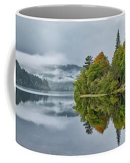 Loch Ard In Scotland Coffee Mug