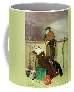 Lochaber No More, 1863 Coffee Mug