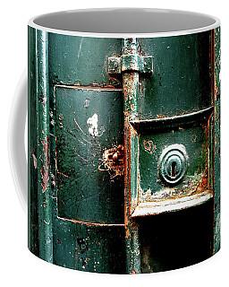 Lock Coffee Mug