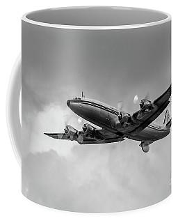 Lockheed Breitling Super Constellation  Coffee Mug