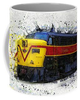 Loco #6777 Coffee Mug