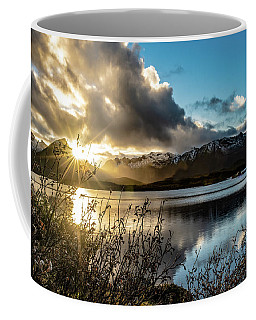 Lofoten Sunset Coffee Mug