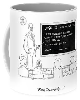 Logic 101 Coffee Mug