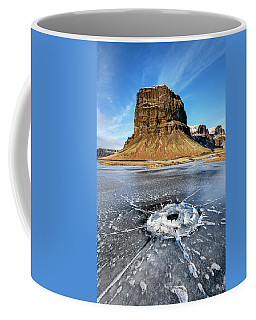 Lomagnupur Mountain Iceland Coffee Mug