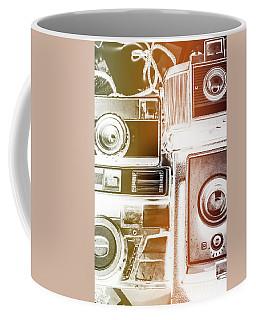 Lomo Light Leaks Coffee Mug