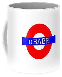 London Style Coffee Mug