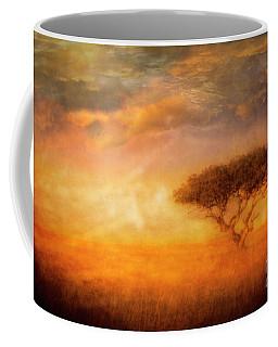 Lone Acacia Coffee Mug