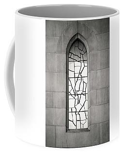 Lone Cathedral Window Coffee Mug